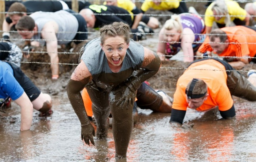 See all the best pictures from this year's Tough Mudder event