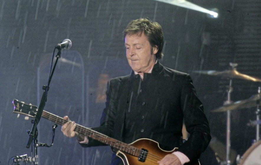 Paul McCartney's daughters led tributes as ex-Beatle celebrates his 75th birthday