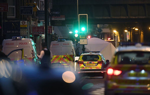 Finsbury Park mosque attack: One dead and eight in hospital after van driven at crowd