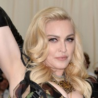 Madonna shares a special Father's Day tribute ... to herself