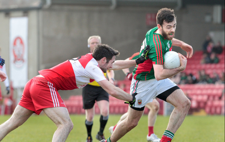 Tough draw for Derry while Donegal face perennial giant-killers