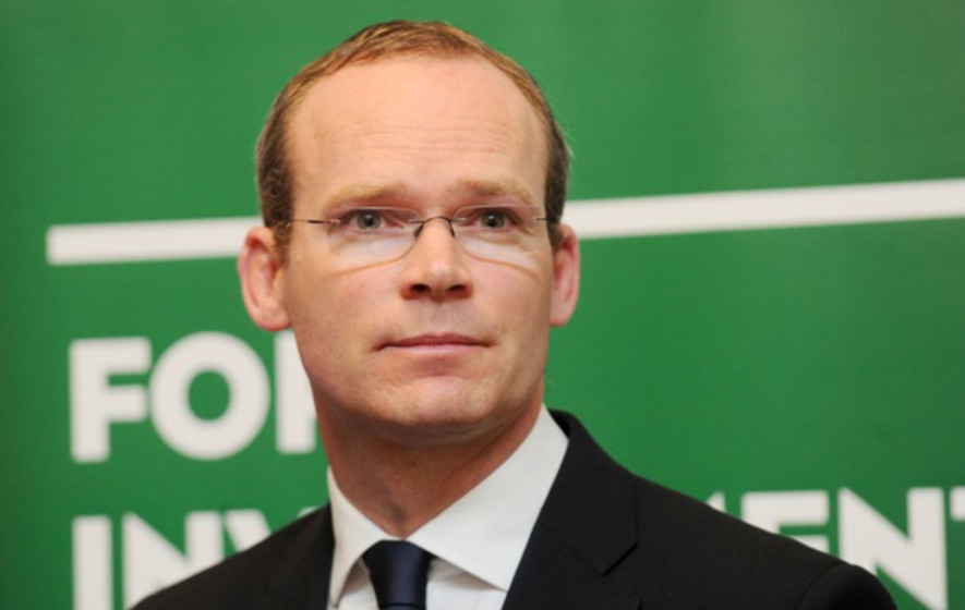Restoring Stormont powersharing the priority as Brexit talks begin, says Simon Coveney