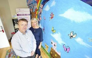 Special bereavement room set up in Newry in memory of crash victim Ella Trainor (6)