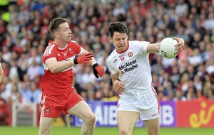 Extra experience helped Tyrone's dominant display against Donegal - Mattie Donnelly