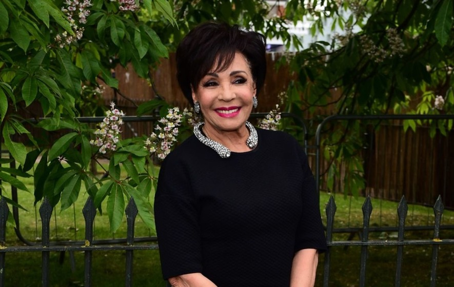 Dame Shirley Bassey is thrilled with award for her 'life and friend': music