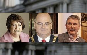 Suspended SDLP councillors quit party
