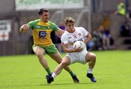 Kicking Out: Tyrone's display was 10 months in the making