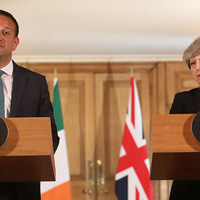 Proposed DUP deal would not undermine Good Friday Agreement, says Theresa May
