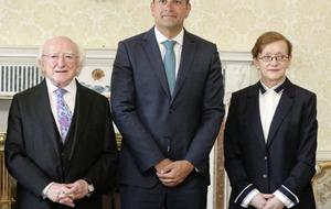 Fianna Fail leader Micheál Martin warns Leo Varadkar in row over judge appointment
