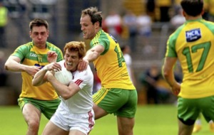 Can they kick it? Yes they can - Tyrone show another side to their game to ease past Donegal