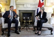 Theresa May: DUP deal 'will not undermine Good Friday Agreement'