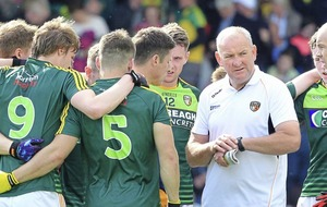 Antrim need to make lifestyle change to fulfil potential at inter-county level: co-boss Frank Fitzsimons