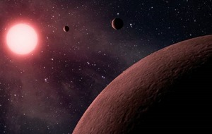There are 10 more planets out there that could have life, according to the Nasa telescope