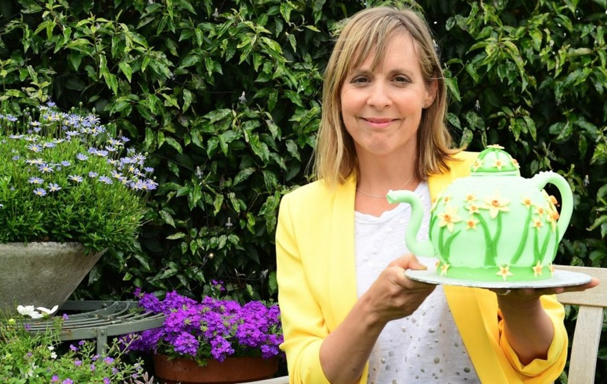 Mel Giedroyc: Bake Off decision took about three seconds