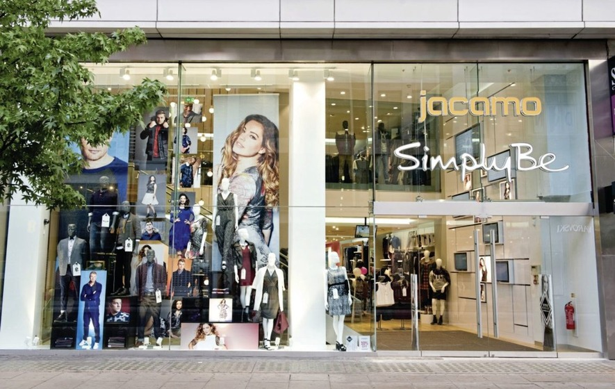 N Brown in fashion as first quarter sales boosted by online performance