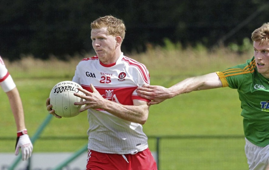 Derry relish Mayo Qualifier challenge says assistant-manager Brian McGuckin