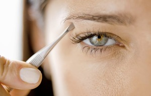 Plucking great: Top make-up artist's tips on how to get great brows