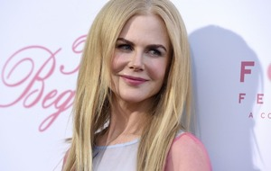 Nicole Kidman turns 50 with vow to 'live with abandon of a 21-year-old'