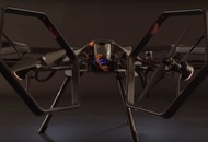 This six-bladed drone can fly in any direction