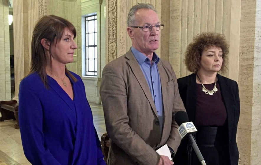 Powersharing deal should involve all parties, says Simon Coveney