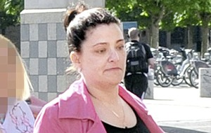 Woman (37) given three years' probation for stabbing former lover