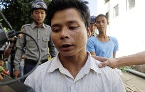 Self-styled exorcist who killed three children in Burma sentenced to death