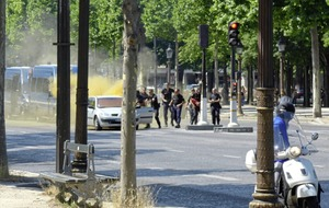Four relatives of Champs-Elysees police attacker detained