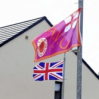 DUP's Emma Little-Pengelly criticised over UVF flags in shared neighbourhood