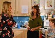Corrie's Eva breaks baby bombshell to love rat Aidan