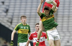 Derry minors go on the offensive to crush Antrim but different day could bring different plan