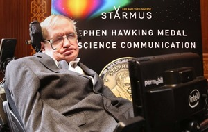 Humanity must head to the stars to survive, says Stephen Hawking