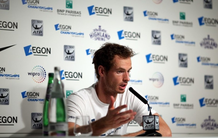 Here's why Andy Murray's Queen's defeat is more surprising than you might have thought