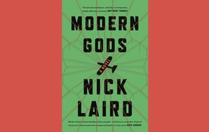 Co Tyrone-born ex-Saville Inquiry lawyer Nick Laird on his new novel Modern Gods