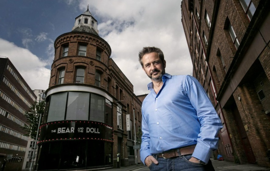 King of clubs\' Mark Beirne is back at Belfast\'s hospitality helm ...