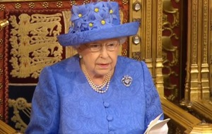 Here's what was, and wasn't, in the Queen's Speech