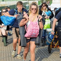 Glastonbury fans set to enjoy record 30C temperatures