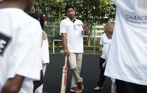 Street cricket: the fast-paced format of the game that's got Kumar Sangakkara's seal of approval