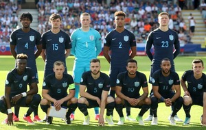 These England under-21 training goals bode well for the Three Lions' future