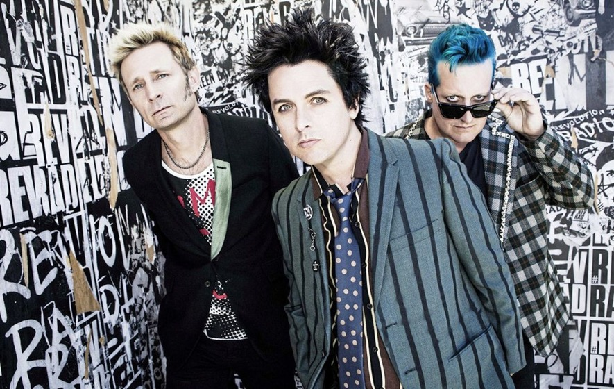Gig of the week: Green Day and Rancid, Ormeau Park, Wednesday June 28
