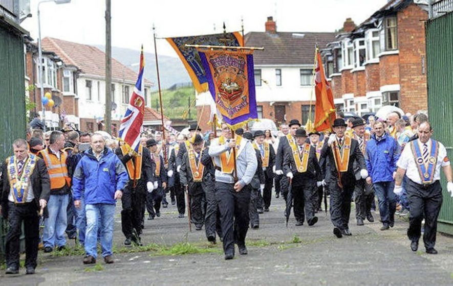 Nationalist residents call off Whiterock parade protest