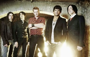 Now on sale: Queens of The Stone Age at Dublin's 3Arena