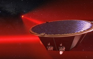 It's official! The hunt for gravitational waves is heading to space