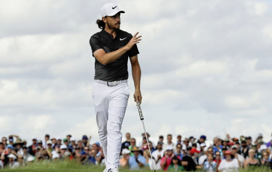Tommy Fleetwood back on European soil for BMW International