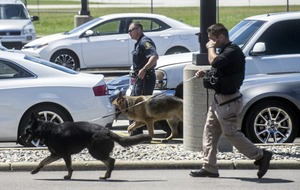 FBI suspects terrorism in airport police stabbing