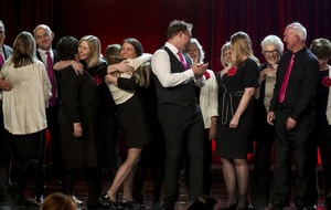 BGT's Missing People Choir join inspirational Christmas album