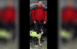Scottish couple stranded in Donegal mountain saved by search dog