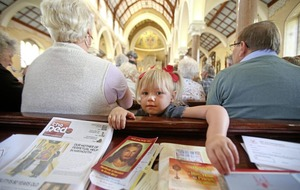 Tens of thousands of visitors to Clonard enjoyed a `most reflective Novena'