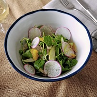 James Street South Cookery School: Salads for warm summer days
