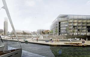 Plans unveiled for £75m Queen's Quay re-development in Bangor