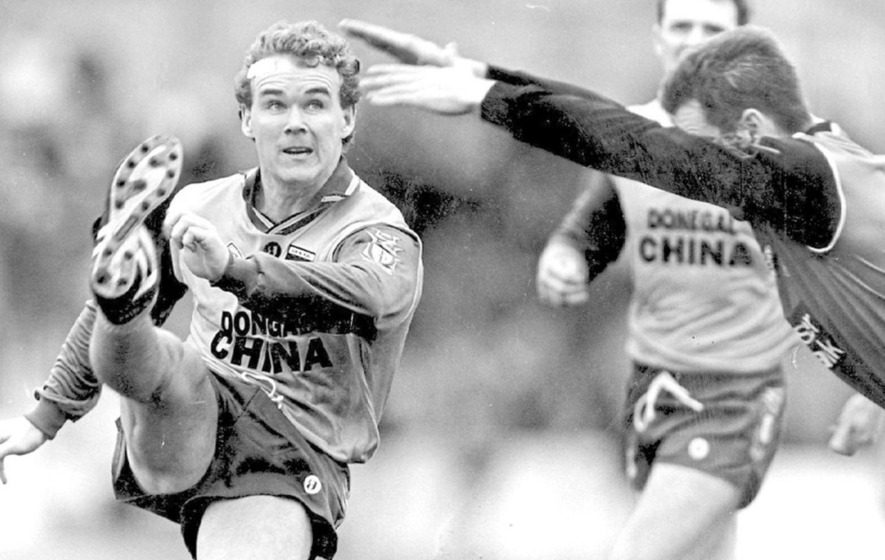Where are they now? Former Donegal forward Tony Boyle looks back on his career with the Tir Chonaill men